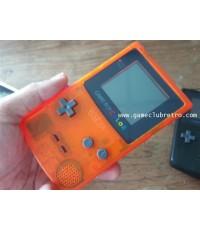 Gameboy Color Orange Clear เกมบอยคัลเลอร์ สีส้มใส