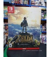 Zelda Breath Of The Wild Special Edition