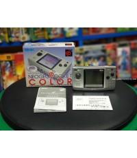 NEOGEO Pocket Color   นีโอจีโอ พ๊อกเก็ต สีเงิน