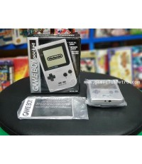 Gameboy Pocket Silver