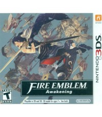 3DS:Fire Emblem: Awakening (US)