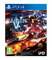 PS4 : Raiden V Directors Cut (R3)
