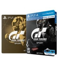 PS4 : Gran Turismo Sport Limited Edition (R3)
