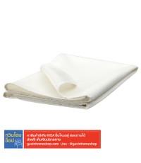 IKEA อิเกีย LEN เลียน ผ้ารองกันเปื้อนที่นอน, ขาว