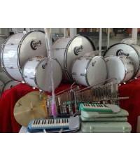 เครื่องดนตรีวงโยธวาฑิต เกรดมาตรฐาน Set มินิ2 เหมาะสำหรับวงโยธวาทิตขนาดเล็กที่มีตั้งแต่ (10-15คน)