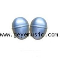 ของเล่นดนตรีเด็ก Aluminium Egg shakers คู่ รุ่น M01-6
