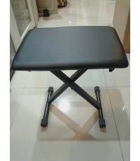 เก้าอี้เปียนโน Siservier รุ่น 106 เบาะหนังอย่างดี ขาพับได้