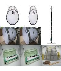 เครื่องดนตรีวงโยธวาฑิต เกรดมาตรฐาน Set มินิ สำหรับโรงเรียนขนาดเล็ก