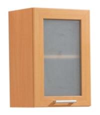 ตู้แขวน Modern Kit รหัส MW-40 G บานกระจก