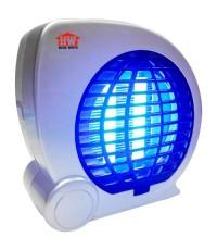 GetZhop เครื่องดักยุงไฟฟ้า และ ดักแมลงไฟฟ้า รุ่น Hw-K502 - สีเทา