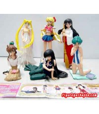 Sailor Moon เซเลอร์มูน 200เยน ชุด3