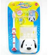 ชุดแปรงสีฟัน+แก้วน้ำ สุนัข