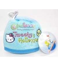 ที่หุ้มเกียร์ออโต้ Tweety Hello Kitty