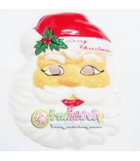 หน้ากากพลาสติก ซานตาครอส