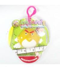 พวงกุญแจตลับเมตร The yellow bird (Angry Birds)