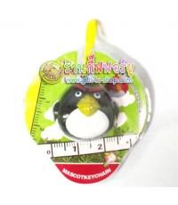 พวงกุญแจตลับเมตร The black bird (Angry Birds)