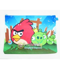 กระเป๋าเอนกประสงค์ Angry birds (No.2)