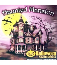 CD MP3 - The best Halloween Sound Effects
