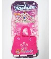 ชุดเซ็ทของเล่น กระเป๋า-เครื่องประดับ (No.2)
