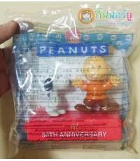 ของเล่น McDonald 2000 Happy Birthday Snoopy (ราคา/1ตัว)