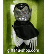 1 ตัว มีเพลง เต้นได้ ตุ๊กตาแดรกคูล่า ตุ๊กตาแวมไพร์ ตุ๊กตาผีดูดเลือด ตุ๊กตาผีดิบ ตุ๊กตาฮาโลวีน