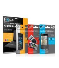[ส่งฟรี] ขาย โฟกัส แผ่นกันรอย ฟิล์มใส FOCUS BlackBerry Torch 9860 SCREEN PROTECTOR