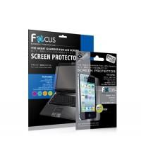 [ส่งฟรี] ขาย โฟกัส แผ่นกันรอย ฟิล์มด้าน ASUS Zenfone 6 Anti-Glare