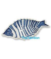 จานรูปปลา
