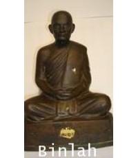 พระบูชาหลวงพ่อเงิน วัดบางคาลาน หน้าตักห้านิ้ว ปี15