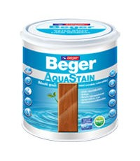 Beger AquaStain สีย้อมไม้สูตรน้ำเบเยอร์ อะควาสเตน