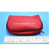 กระเป๋าหนังช้างเทียม - 5 นิ้ว