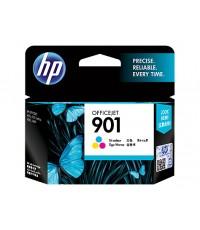 HP 901 Tri-Colour Original Ink (CC656AA)