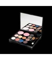 Glamorous 12 Color Eyeshadow  Blusher Set มี 2โทนสีโปรดระบุตอนสั่งจีะ