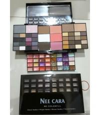 NEE CARA every colors imaginable eyeshadow palaette 96 colors ตลับสไลด์ ของแท้สุดคุ้ม