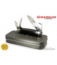 มีดเอนกประสงค์ Böker Magnum Classic Pocket Steel Multi-Tool 01MB334