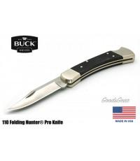 มีด Buck 110 Folding Hunter® Pro Knife 0110BKSNS1-B