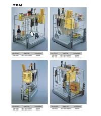 TDM ชุดตระแกรงสำหรับตู้มาตรฐาน
