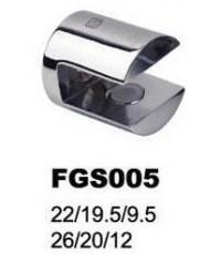 FGS 005 ตัวรับชั้นกระจก