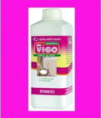 ปุ๋ยอินทรีย์น้ำ วีโก้ (ของซีพี) สูตรเพิ่มปริมาณ น้ำยางพารา
