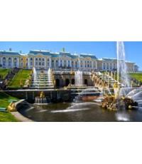 ทัวร์รัสเซีย มอสโคว์ เข้า เซนปีเตอร์เบิร์ก 6วัน 4คืน TG //ราคา 47,900 บาท//