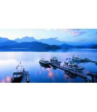 ทัวร์ไต้หวัน อุทยานเย่หลิว ล่องทะเลสาบสุริยันจันทรา 5วัน 3คืน XW // ราคา 17,777 บาท//
