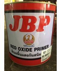สีรองพื้นแดงกันสนิม JBP
