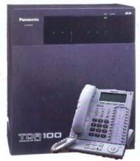 ตู้สาขาโทรศัพท์ KX-TDA100/KX-TDA200