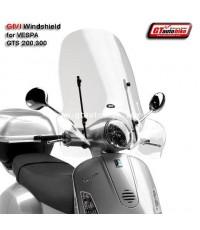 GIVI Windshield  for Vespa GTS 200, 300 / LX
