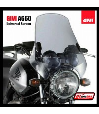 GIVI A660 Universal Windshield