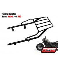 Topbox Rack for Honda Rebel 300/500