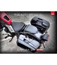 Sidebox GIVI E22 for Honda Rebel 300/500