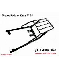 Topbox Rack for W175 ตะแกรงท้ายติดกล่อง