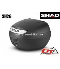 SHAD SH26 Topbox / กล่องหลัง ขนาด 26 ลิตร
