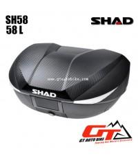SHAD SH58X Topbox / กล่องหลัง ขนาด 58 ลิตร คละฝาสี